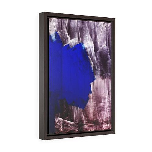 Vertical Framed Premium Gallery Wrap Canvas