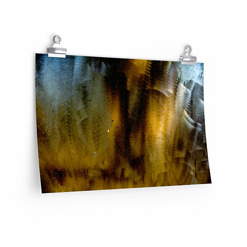 THIS PAIN IS THE LIGHT FIGHTING TO RETURN 02 -Triptych- Premium Matte Print O.E.