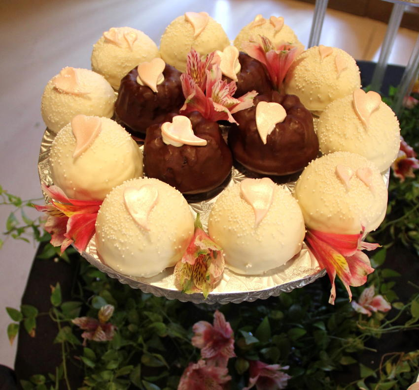 Mousse Bombes'