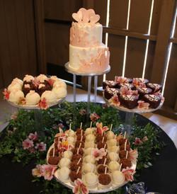 Wedding Dessert Display
