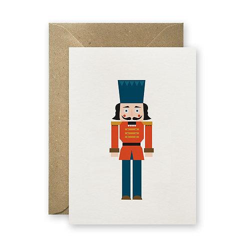Postkarte - Nussknacker