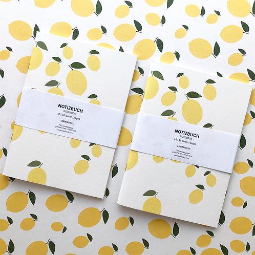 Notes - Zitrone gelb