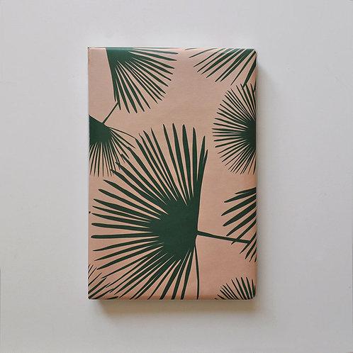 Geschenkpapier - Palme