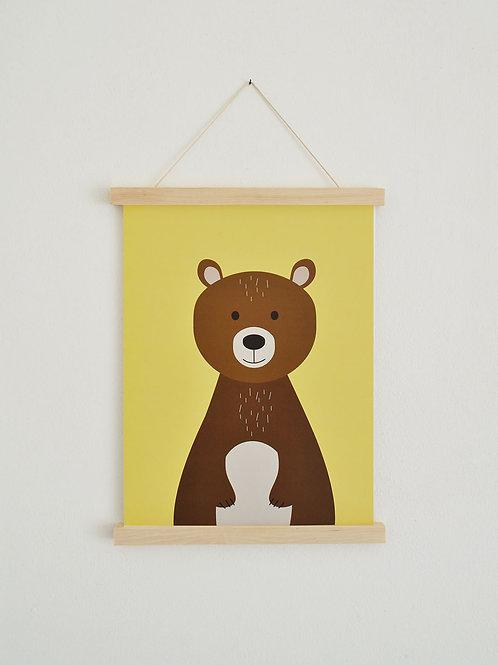 Poster - Bär