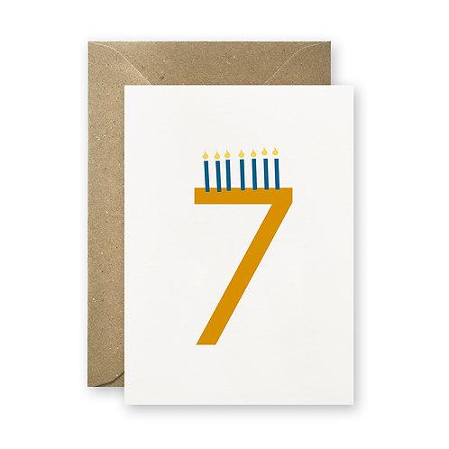 Ziffern 7