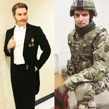 John Bagtry/ Pvt. Johnston
