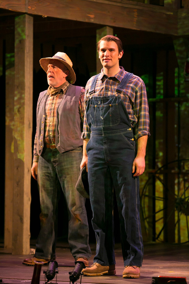 Tom and Uncle John (Robert Orth)