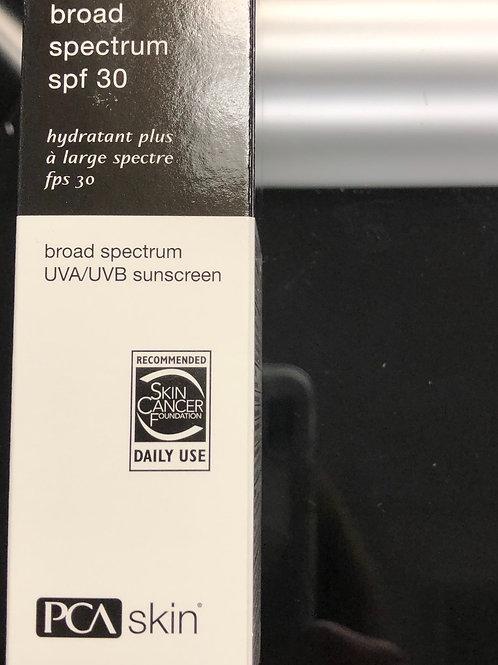 PCA Hydrator Plus Broad Spectrum SPF 30 sunscreen