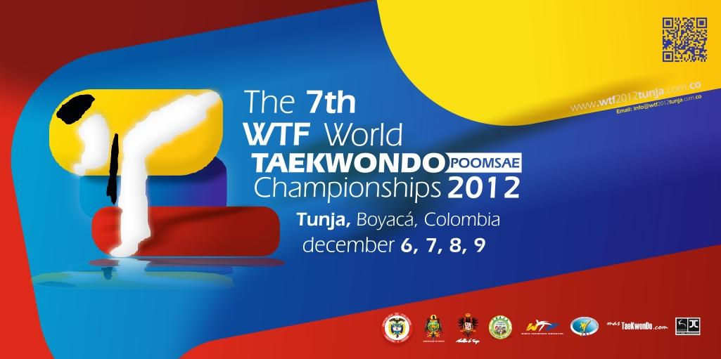 Posters Mundial de Taekwondo Poomsae