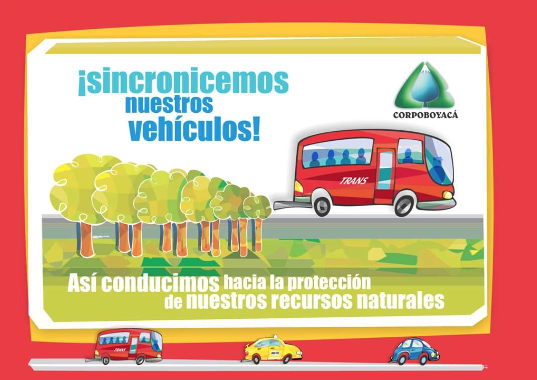 Campaña sincronización vehicular
