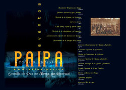 Poster Municipio de Paipa