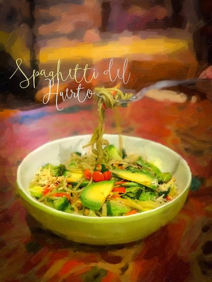 Spaghetti del Huerto