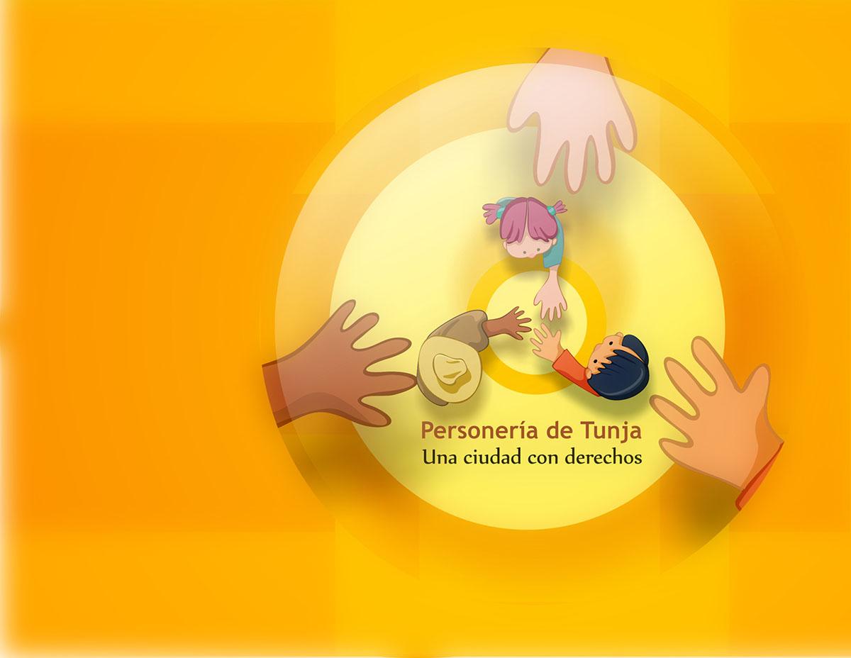 Poster Personería de Tunja