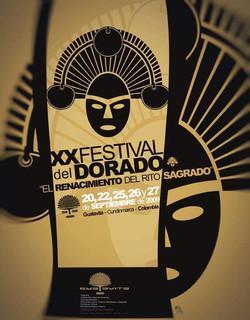 Poster Festival del Dorado