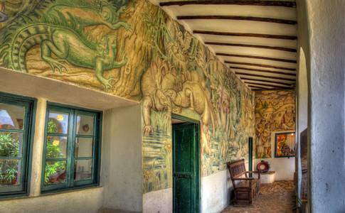Casa del Maestro Acuña - Villa de Leyva
