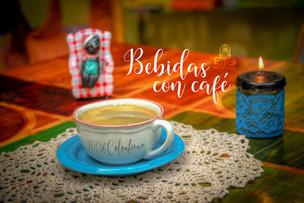 Bebidas calientes con café