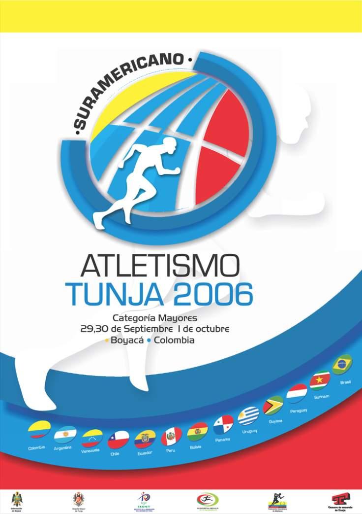 Suramericano Atletismo