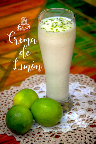 Crema de Limón