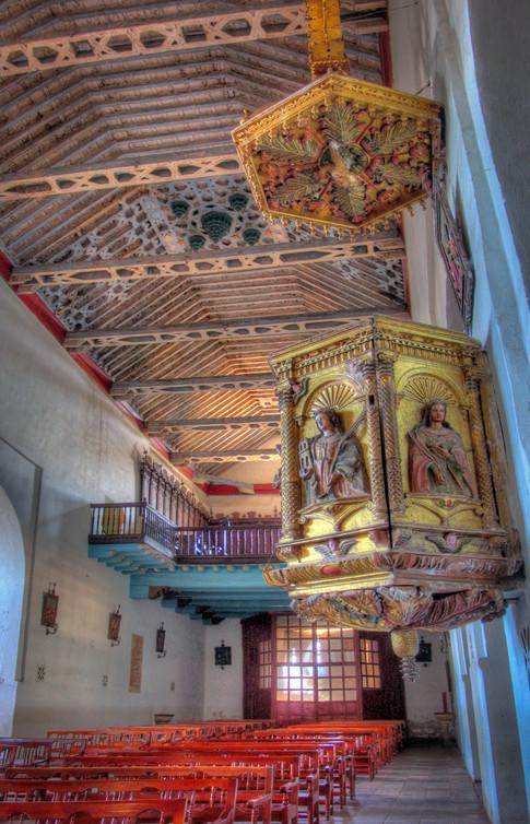 Iglesia San Francisco - Tunja Boyacá