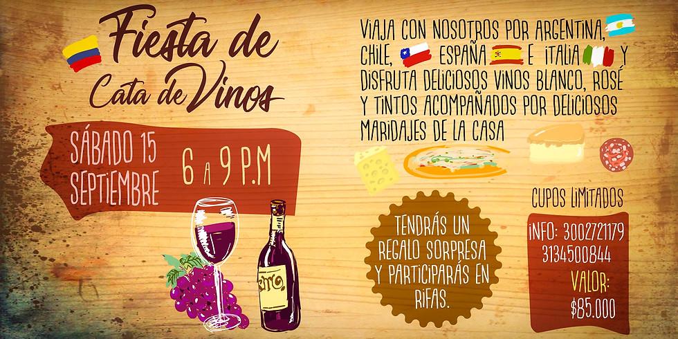 Fiesta de Cata de Vinos