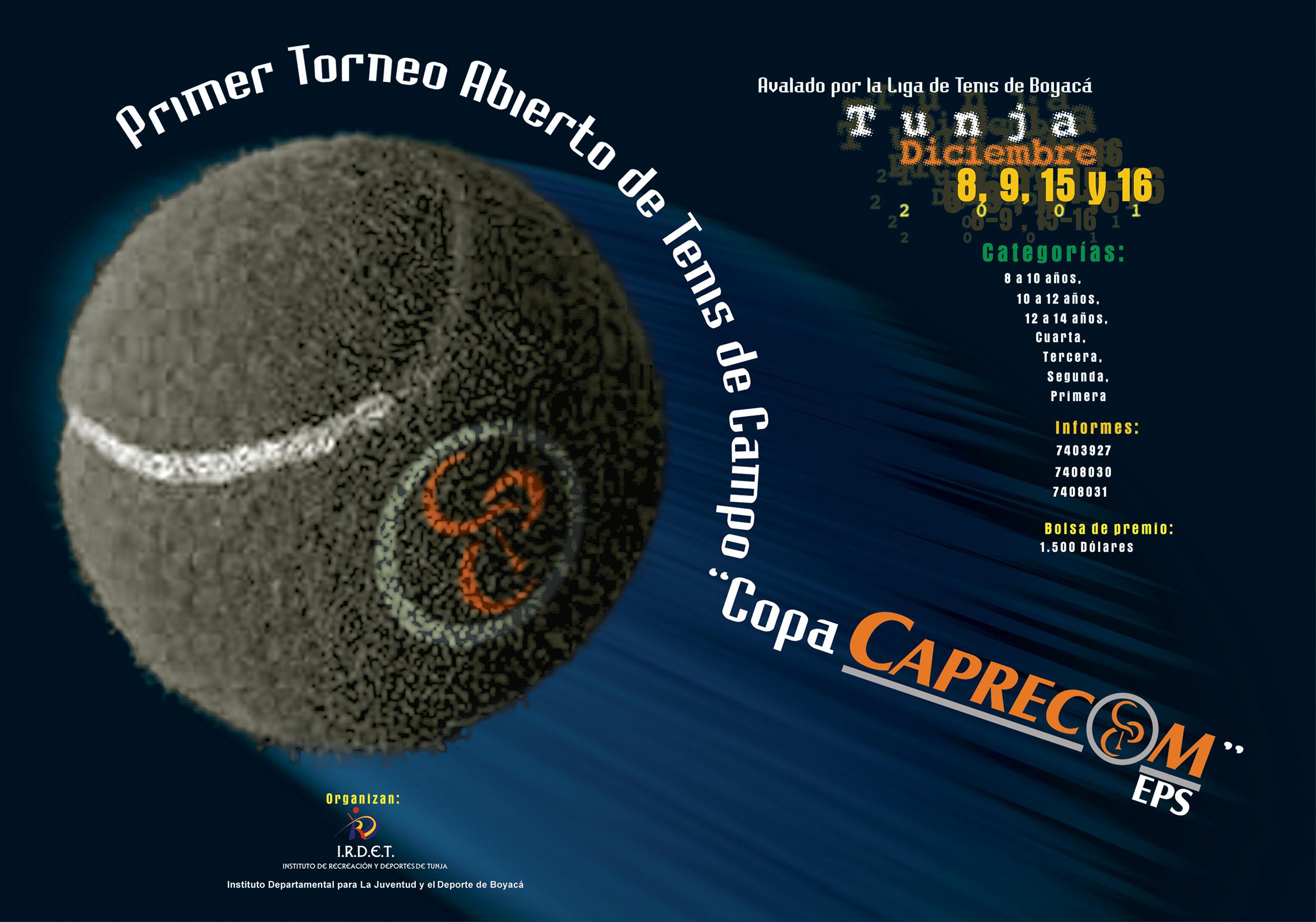 Copa Caprecom