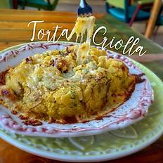 TORTA DE CRIOLLA