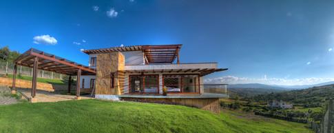 Casa en el Aire - Arquitecto - CesarSierra