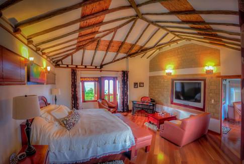 Habitación casas de campo - Arquitecto - CesarSierra