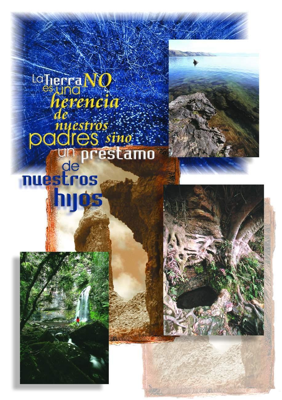 Poster Conciencia Medio Ambiente
