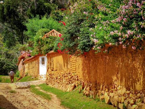 Calles de Villa de Layva - Boyacá