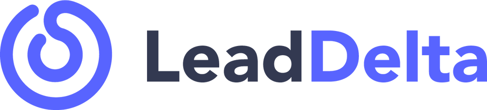 LeadDelta logo
