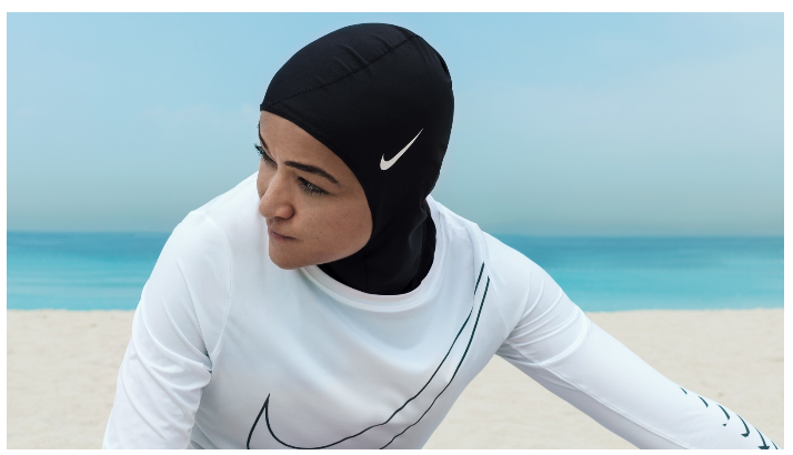 Nike Hijab wear for Muslims