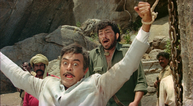 Sholay as an example of movie brand
