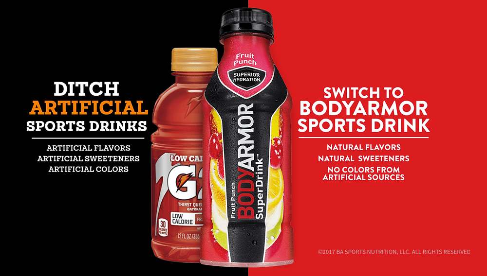 Coca Cola buys stake in Health Drink bodyArmor