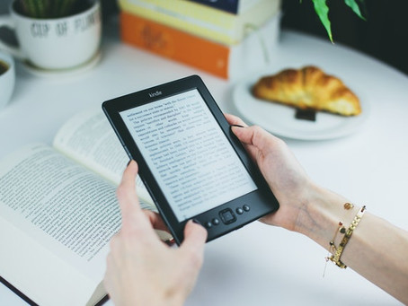 How Amazon disrupted the book industry with the Kindle: a lesson in handling digital disruption