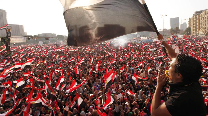 Egypt revolution
