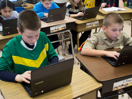 8 reasons why Educators and Students should get Chromebook