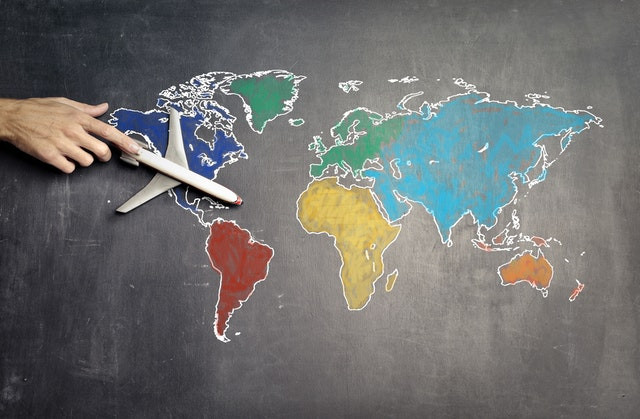 Five forces analysis of the global airlines industry