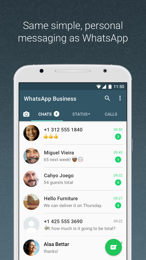 WhatsApp for Business in Sharjah