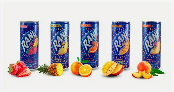 Coca Cola acquires Bahrain juice brand Rani drink