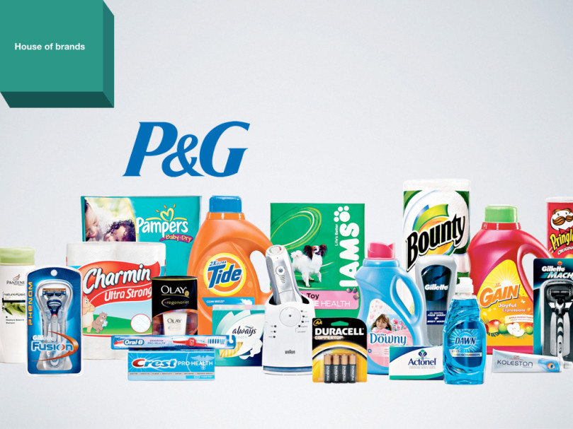 P&G House of brands