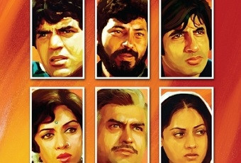 Which character are you from the movie Sholay?