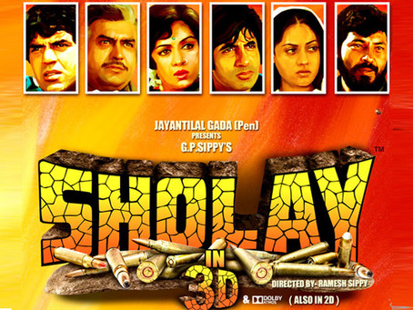 How Lays could have co branded with the movie SHOLAY 3D