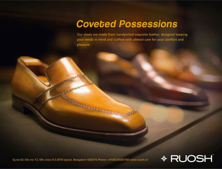RUOSH luxury shoes - The perfect example of forward integration