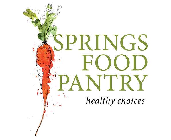 Springs Food Pantry logo