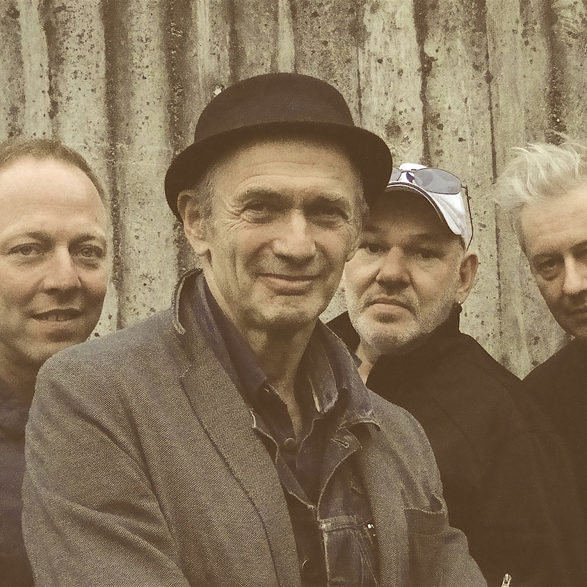 """KuSo o21 > """"Spirit of the Blues"""" > Abi Wallenstein, Georg Schroeter, Marc Breitfelder, Martin Röttger und ihre neue CD"""