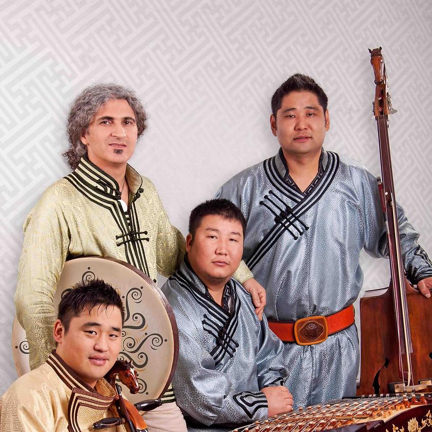 """KuSo o21 > SEDAA  - """"Mongolian meets Oriental"""""""