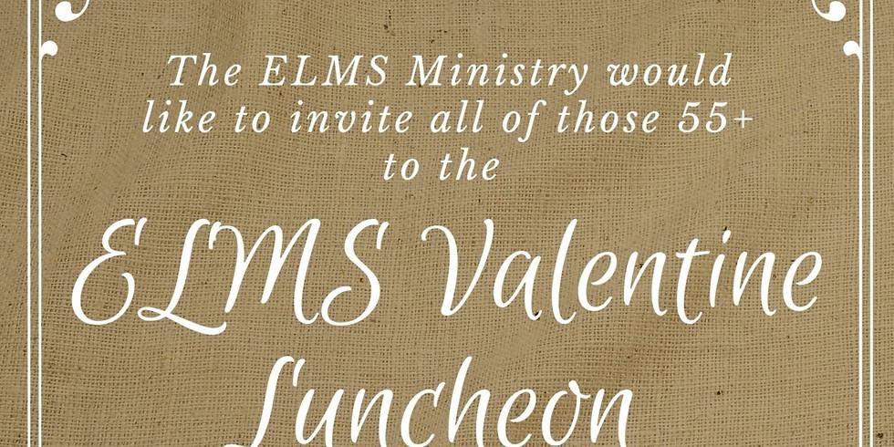 ELMS Valentine Luncheon