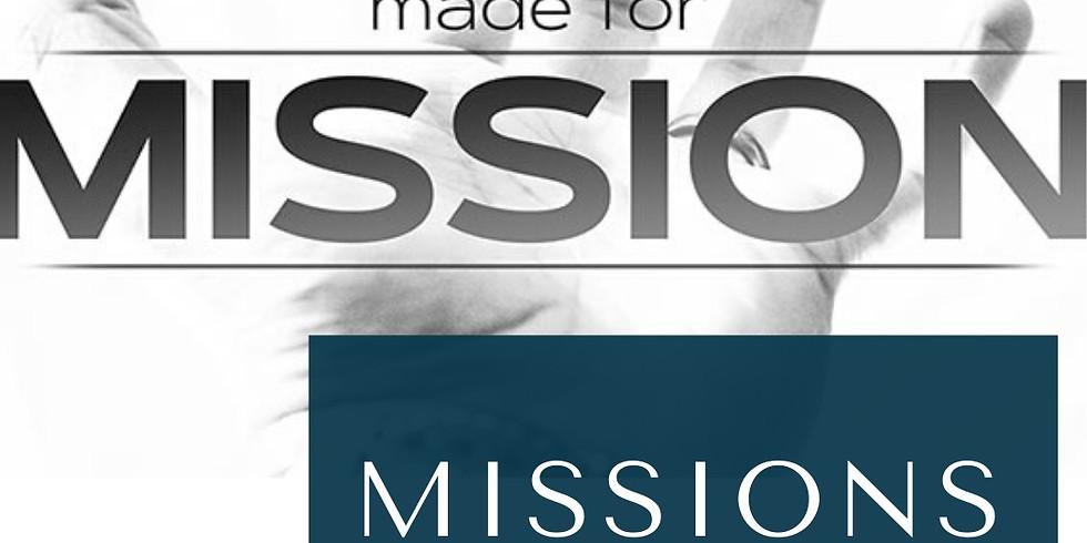 Missions Brunch