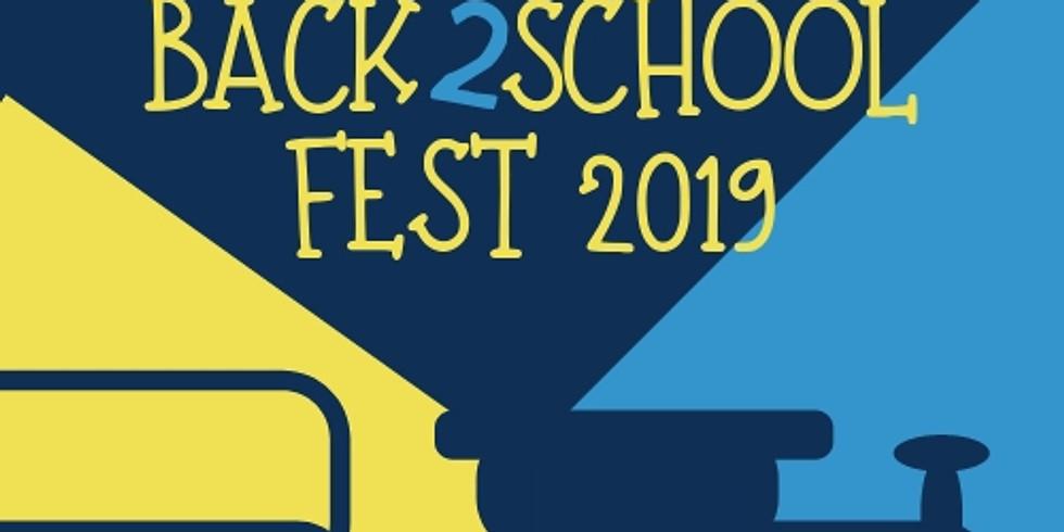 Back2School Fest 2019